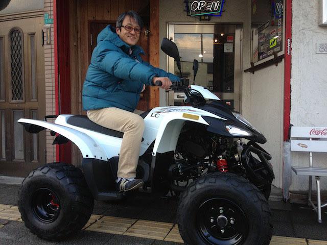 88ファクトリー ATV ADLY・アドリー 4輪バギー/  50RS 公道走行OK