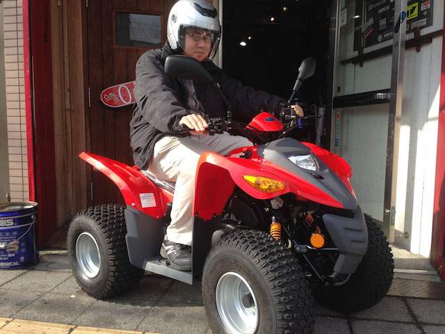 88ファクトリー ATV ADLY・アドリー 4輪バギー/  50R 公道走行OK
