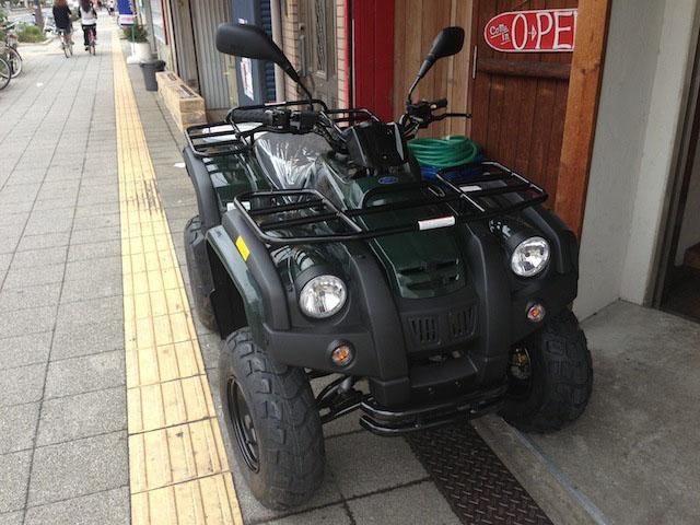 88ファクトリー ATV ADLY・アドリー 4輪バギー/  50RUII 公道走行OK