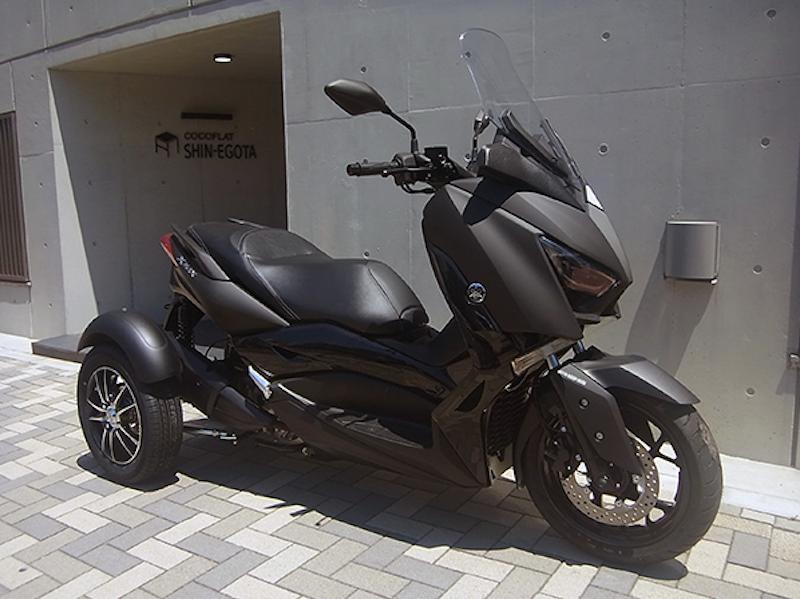 ヤマハ XMAX 250 トライク